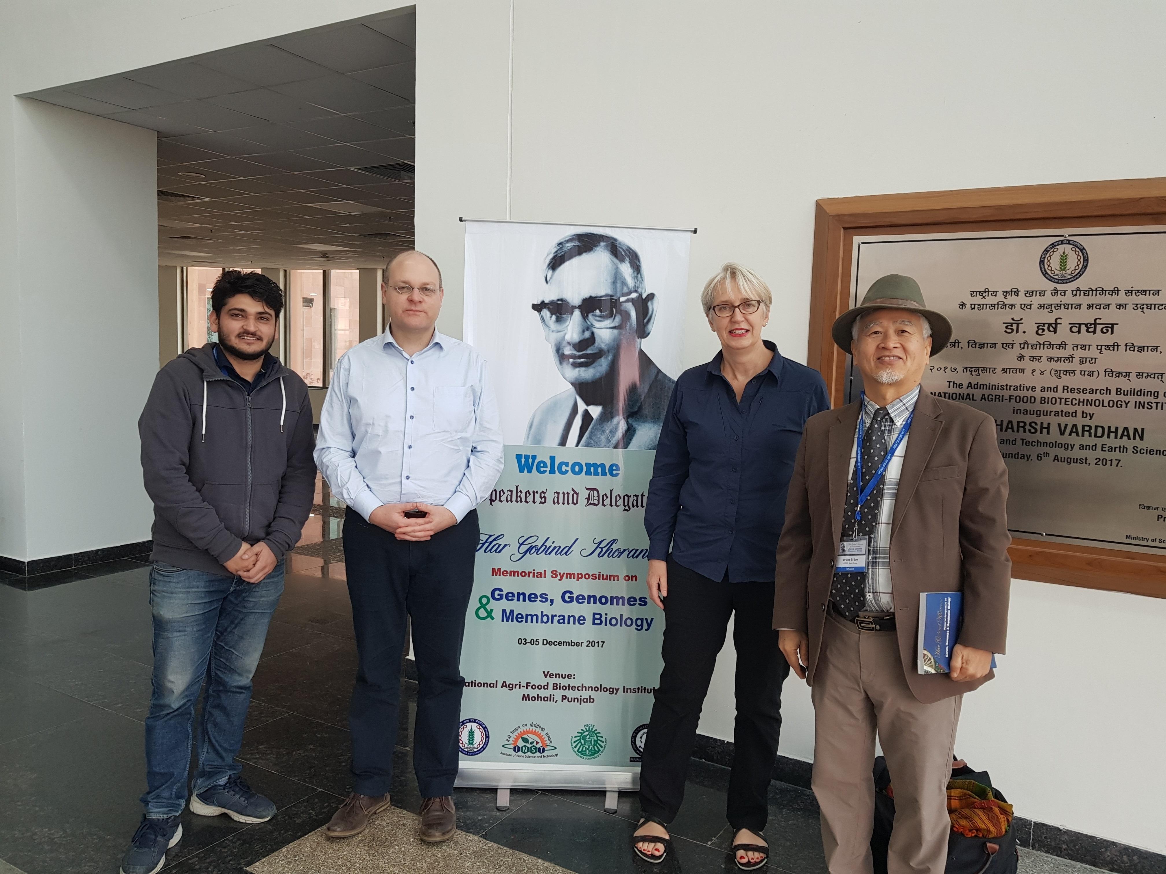 Khorana Symposium 2
