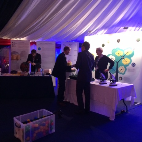Stakeholder event at The Great British Biosciences Festival