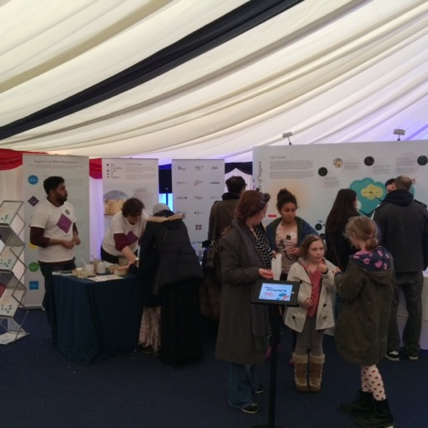 Public event at The Great British Biosciences Festival