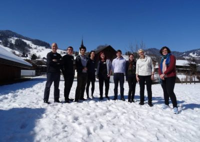 flitschlab_pictures Bridging Chemistry and Biology Workshop in Schwarzenberg Austria with Nick Turner 09_03_2016